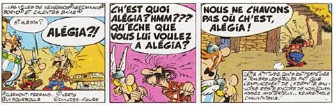 Asterix cherche Alésia