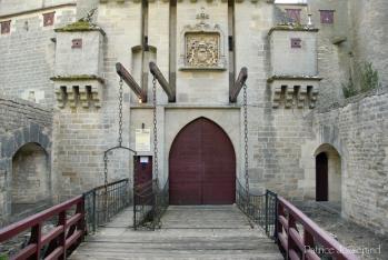 la Rochepot - Pont-levis