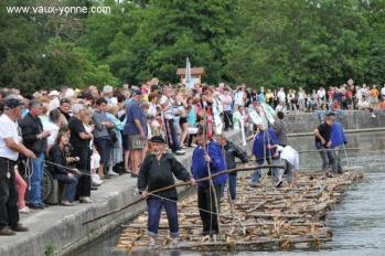 Morvan - fête du flottage 2011 (site com de com de Vaux-Yonne)