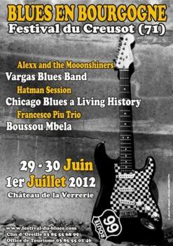 blues en Bourgogne