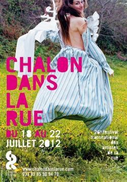 Chalon dans la rue 2012
